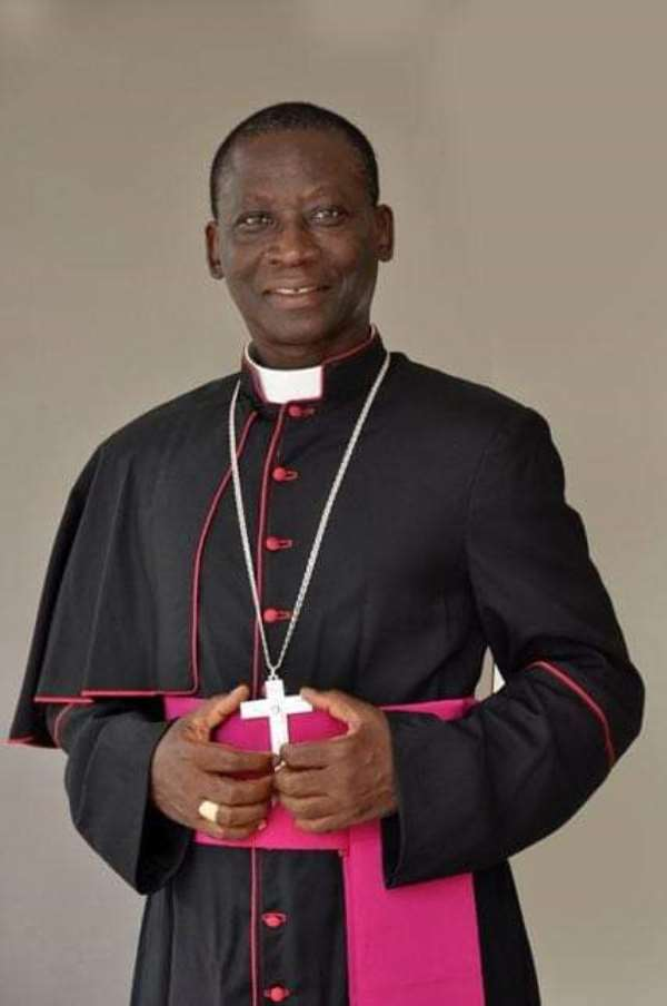 Pope Francis never endorsed same-sex marriage---Sunyani Bishop clarifies