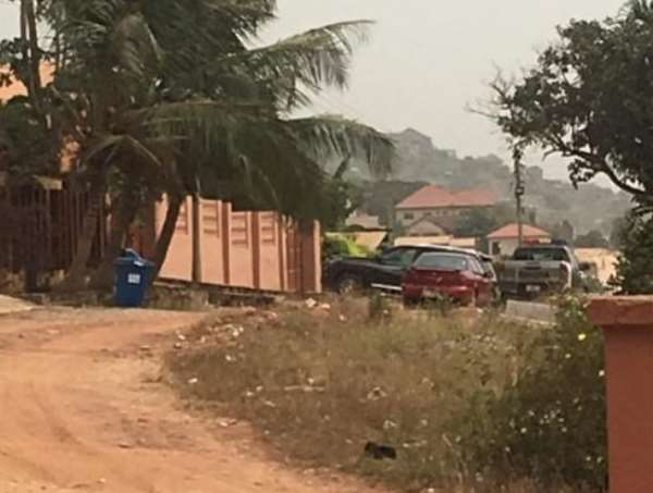 National Security raids LGBT+ Rights Ghana Office as members weep for help