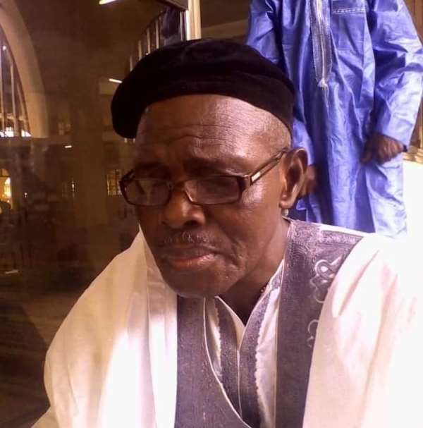 A Charismatic Teacher answers the call of his maker: Remembering Alhaji. Seidu Seini, Former Headmaster of Business Senior High School (BISCO)