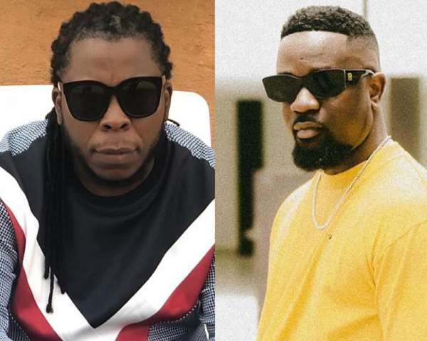 Edem forgives Sarkodie for not appearing in 'favour' video