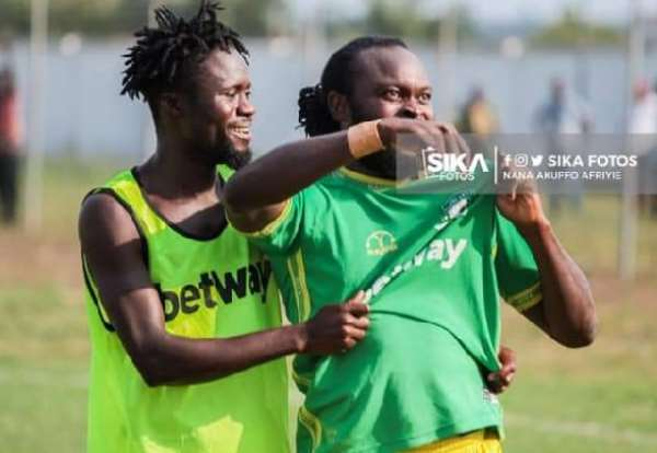 GHPL: Aduana Stars climb into top four after 2-1 win against Inter Allies