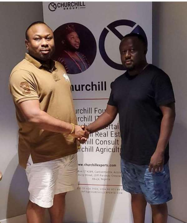 Churchill Real Estate Confirms Partnership With The Biggest RealEstate Brand, Rob Definition