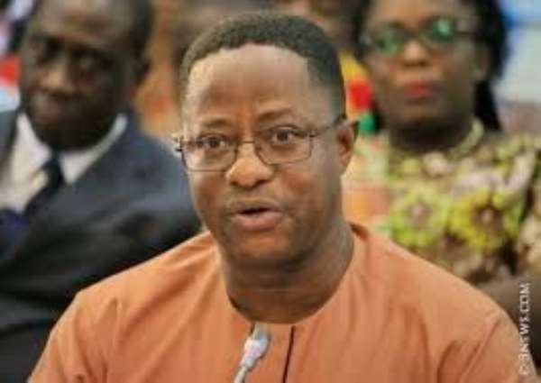 Using Conman to describe Mahama was inappropriate, i withdraw it – Amewu