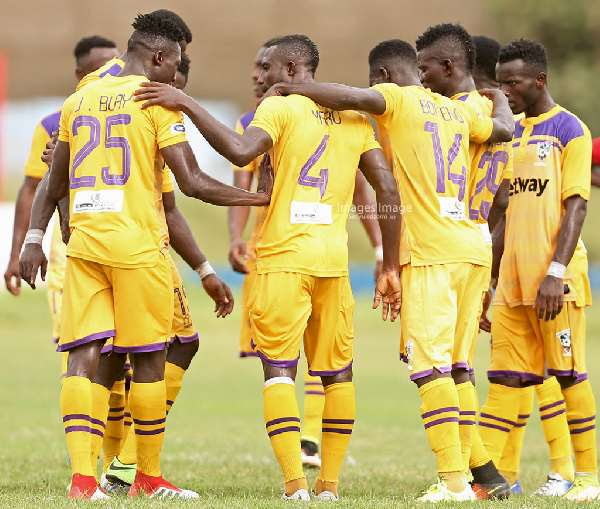GHPL: Medeama SC back in race for league title after 2-0 win against Eleven Wonders