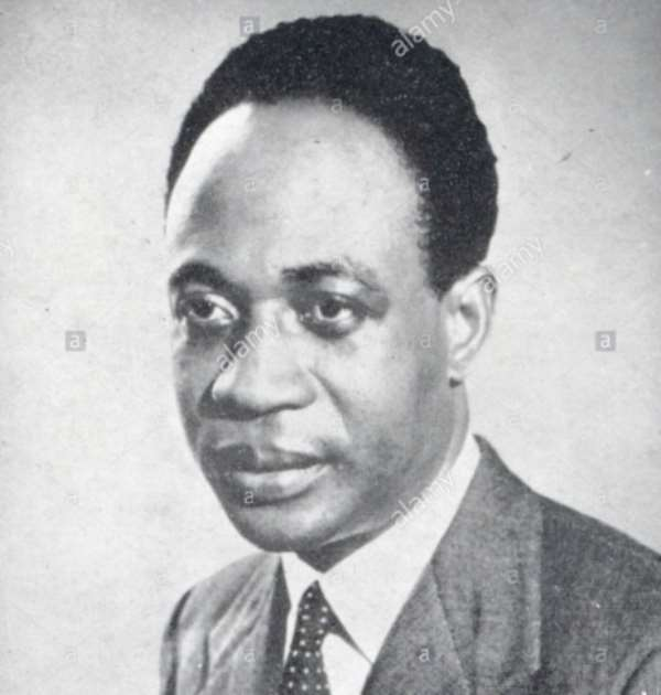 The Biggest lie of Kwame Nkrumah