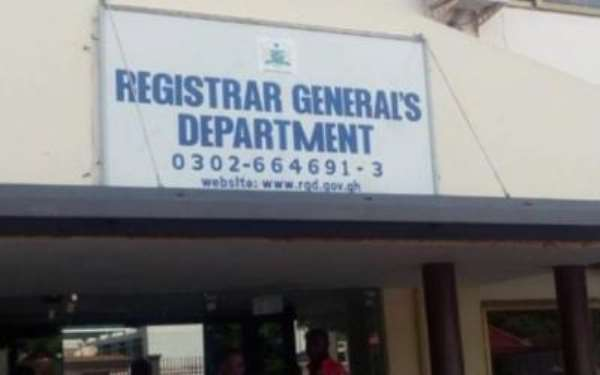 Over 90% Dormant Companies To Be Deleted Over Non-Regularisation  — Registrar-General