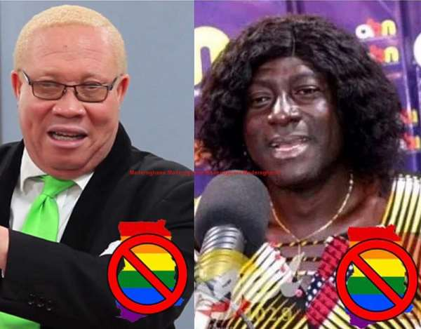 [List] LGBT+Rights Ghana fights back, reports 20 influential Ghanaians for homophobia, blacklist