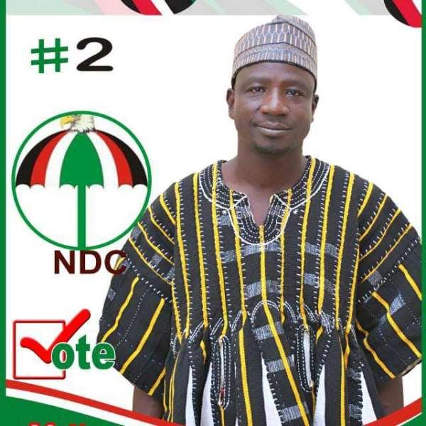 National Democratic Congress,Mr. lssah Moro