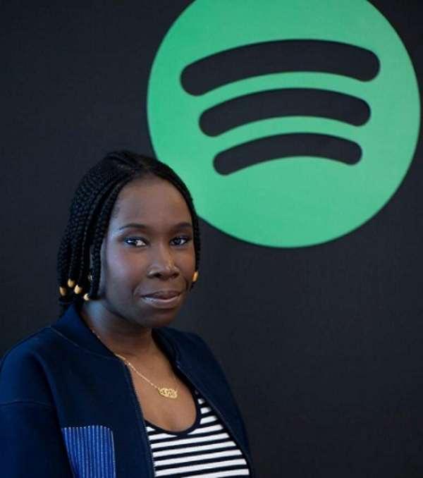 Spotify now in Ghana