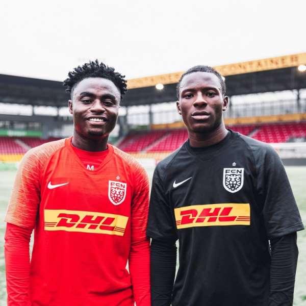 OFFICIAL: Danish side FC Nordsjaelland sign Ghanaian teenager Willy Kumado