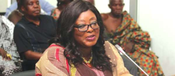 We'll work to provide adequate housing for rural communities – Freda Prempeh assures