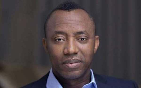 Sowore: The Travails Of A Gadfly