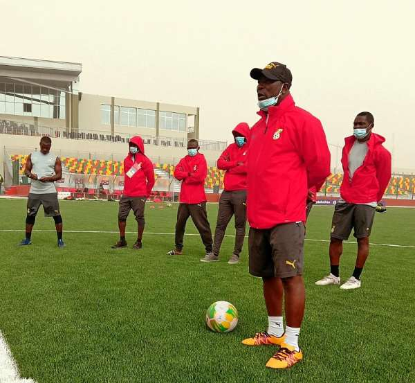 U-20 AFCON: Coach Karim Zito reveals pep talk that inspired Ghana to beat Cameroon
