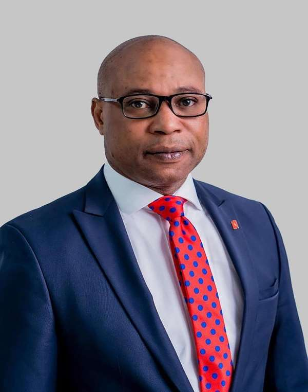 Managing Director and CEO of UBA Ghana, Olalekan Balogun