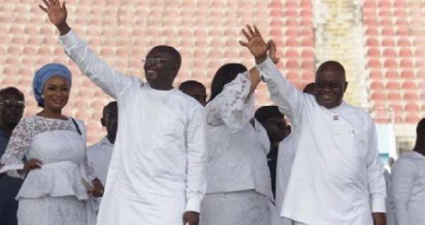 Akufo-Addo, Bawumia and spouses to take COVID-19 vaccine publicly on Monday