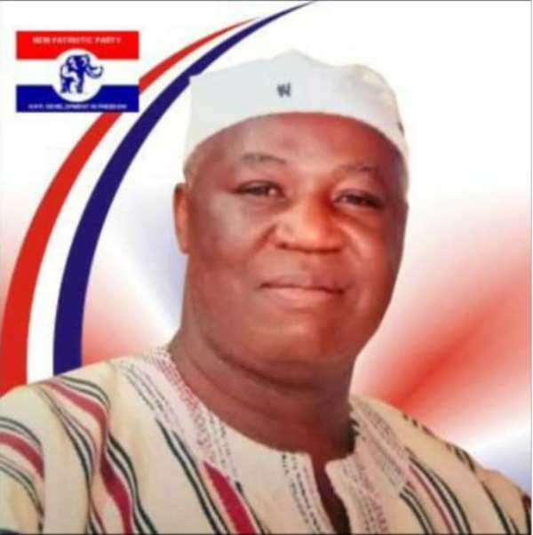 NPP First Vice Chairman endorses Dr. Bawumia to break the 8-year political cycle