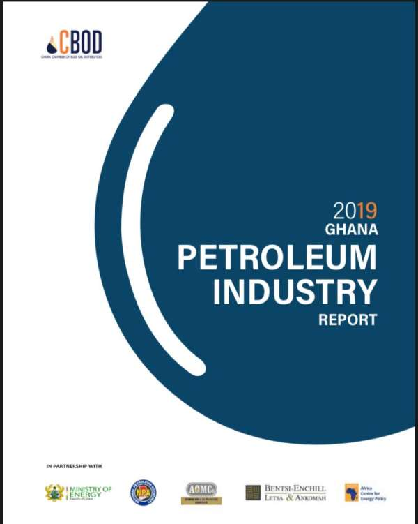 CBOD launches 2019 petroleum industry report; demands action to clamp down on illegal fuel trade