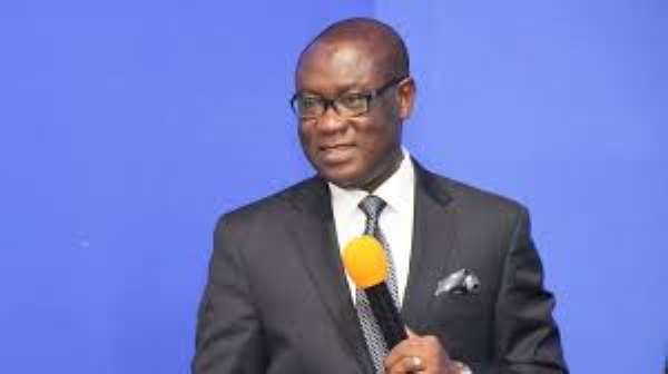 Rev Dr Ernest Adu-Gyamfi