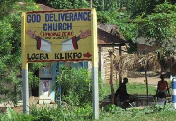 Churches Under Attack