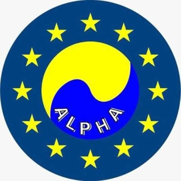 Razak Kojo Opoku takes on Alpha Lotto