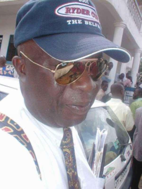 I spent 400 million cedis on PNC congress - Wayo