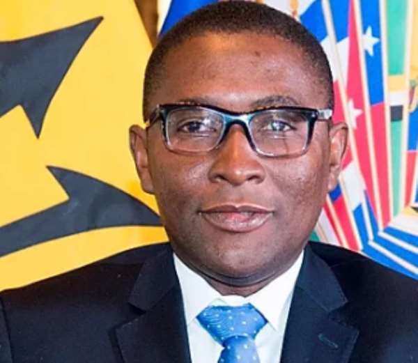 Selwin Hart Of Barbados Appointed Special Adviser On Climate Action