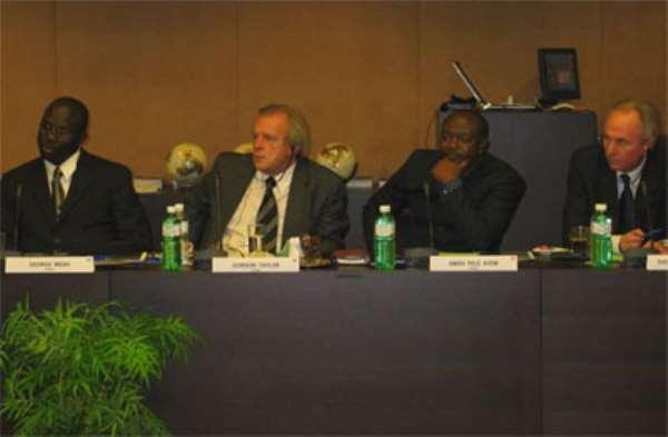 FIFA's hammer on Ghana Football