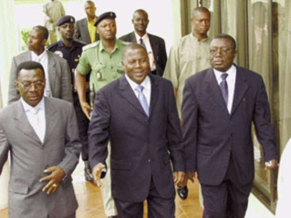 EDITORIAL: Ministers Who failed To Shine