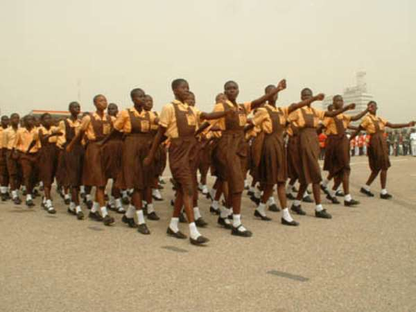 Parades mark Independence celebration
