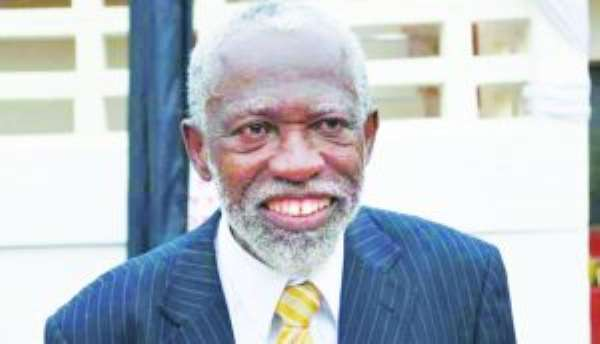 Prof Adei shreds NDC  … Says former officials must be probed