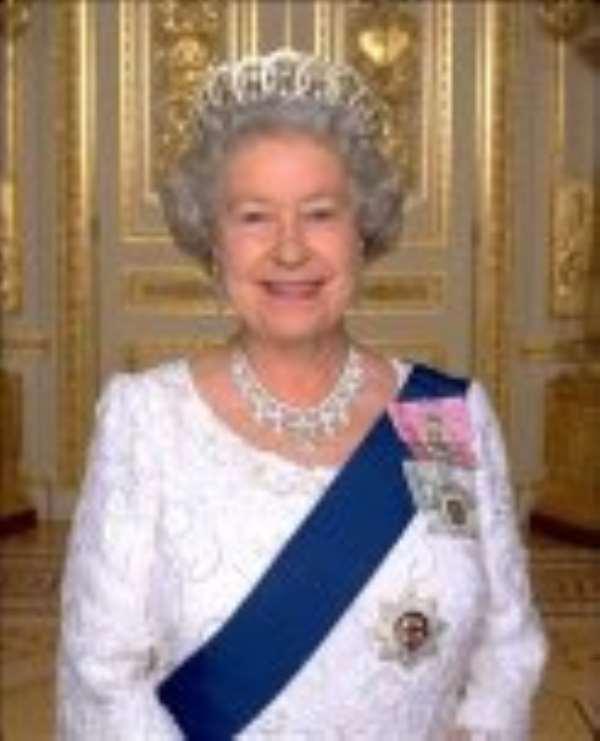 Queen Elizabeth (The Quuen Mother of Britain)