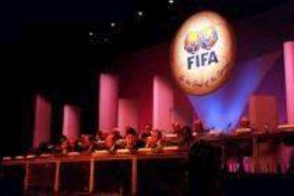 FIFA to watch Black Stars Game