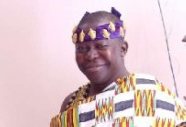 Asantehene calls for payment of compensation