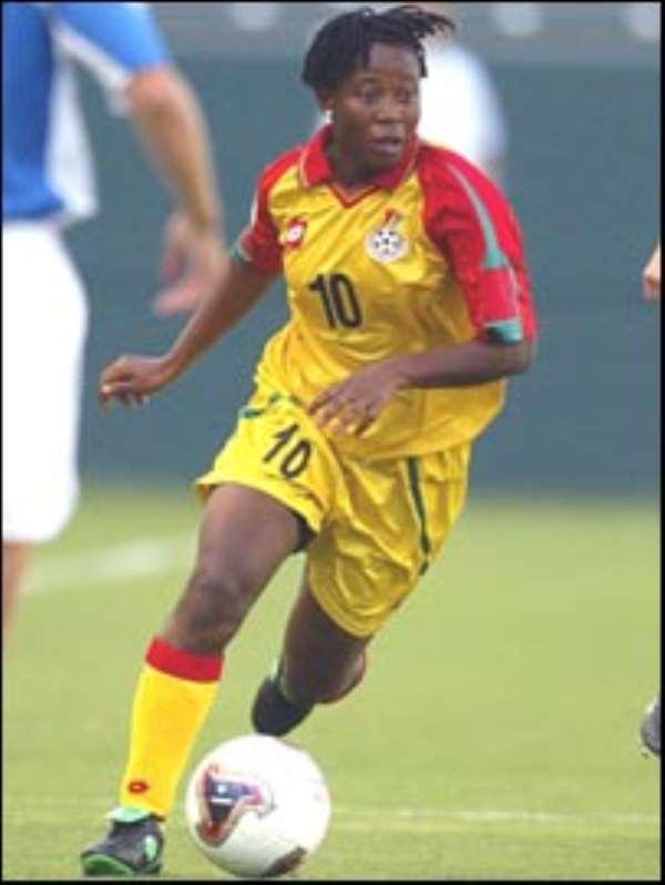 Adjoa Bayor for Germany