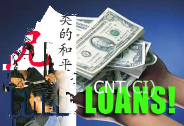 CNT Loan is a fraud - Chinese Embassy Official