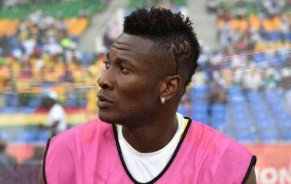 Don't bring politics into the Black Stars, captain Asamoah Gyan advises