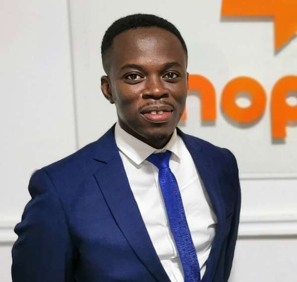 The all-new multipurpose on-demand online marketplace in Ghana-Shopnaw