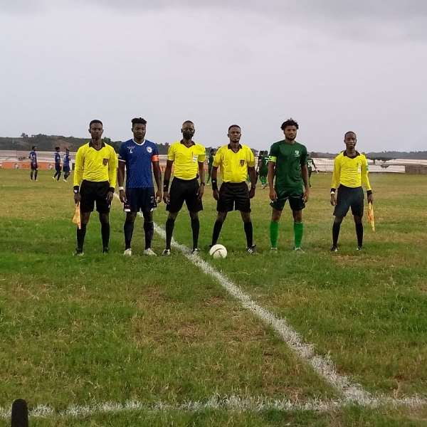 GHPL: Elmina Sharks draw 1-1 with Berekum Chelsea in an actioned packed encounter