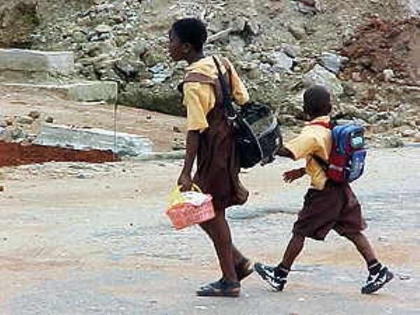 Don't send children home for fees