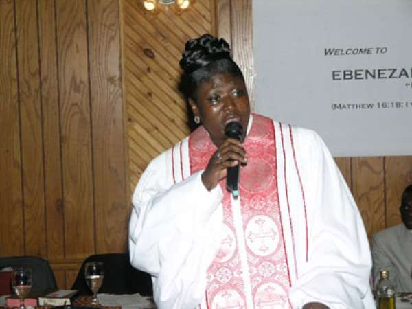 Ebenezar World Outreach Church: Innauguration & Ordination