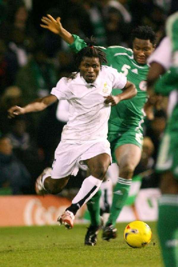 Rampaging Ghana hits Nigeria four times
