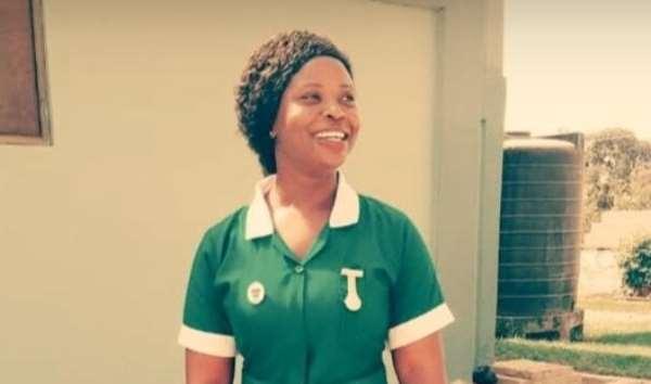 Nurse 'Killer' Grabbed At Ayuom