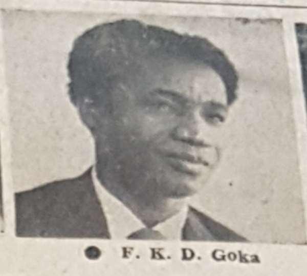 Ferdinand Koblavi Dra Goka, AForgotten Political Magnate