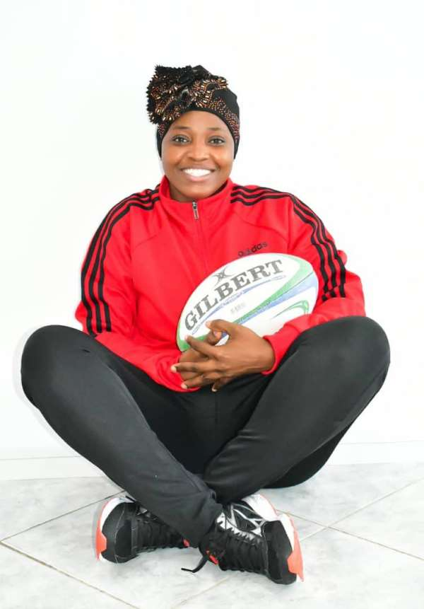 Ghana Rugby's Rafatu Inusah appointed onto Rugby Africa's Advisory Committee