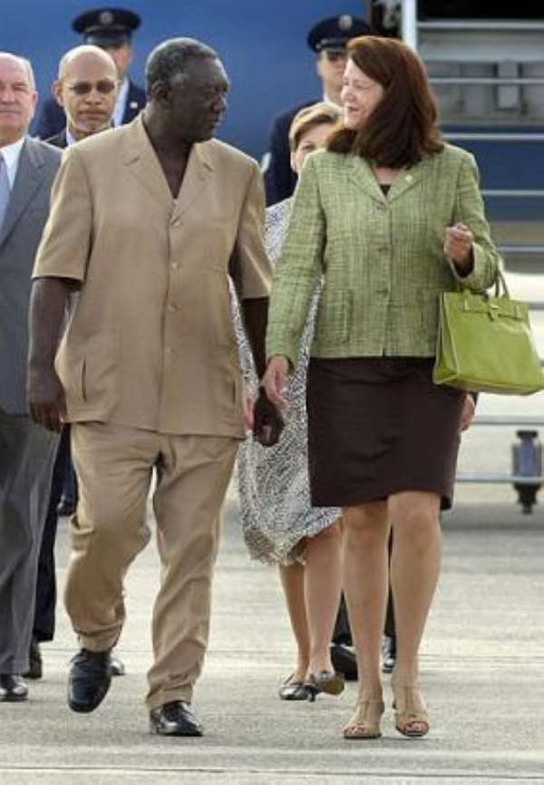 Kufuor Behind Anane's Woes - Lens