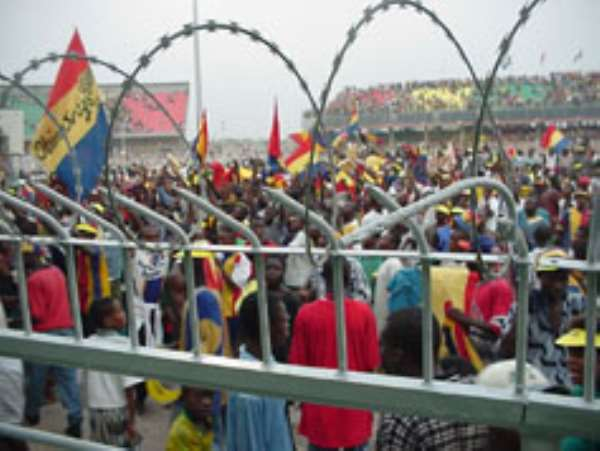 Hearts Chapters C'ttee descends on GFA capo