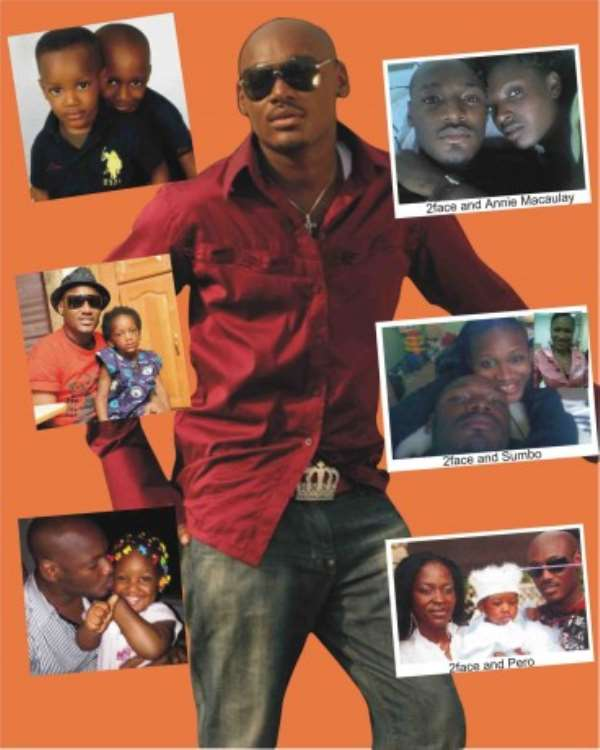 2FACE IDIBIA OPENS UP ON WHY HE CHOSE TO MARRY ANNIE AND NOT PERO OR SUMBO + THE UNTOLD STORY OF ANNIE MACAULEY/2FACE ENGAGEMENT