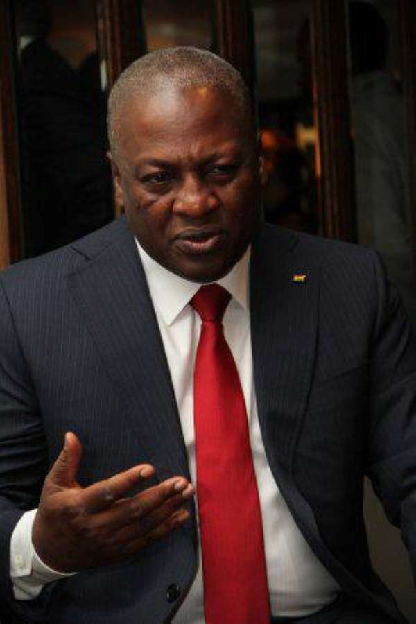 "Prez Mahama Allocates GH¢10 Million For ""Made-In-Ghana"" Products Campaign?"