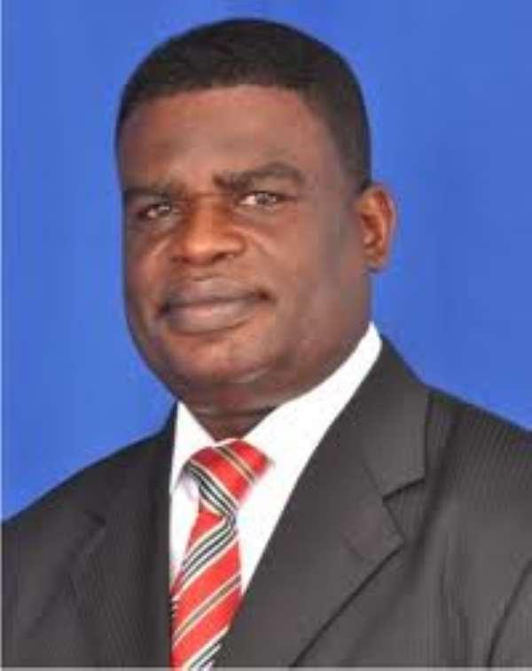 Dr.Kofi Mbiah,CEO,Ghana Shippers' Authority