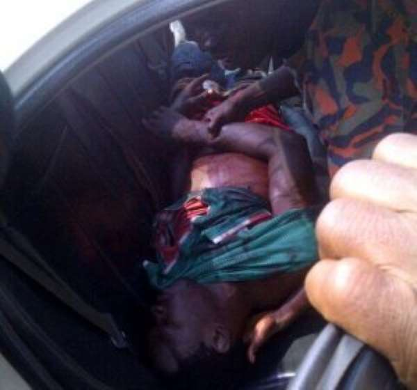 Man stabbed to death in Agbogbloshie